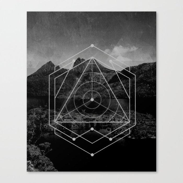 Living Mountain Canvas Print