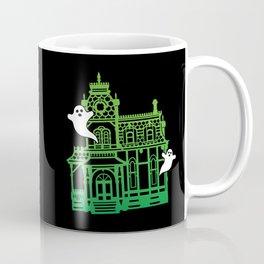 Haunted Victorian House Coffee Mug