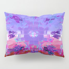 Left Planet Earth Pillow Sham