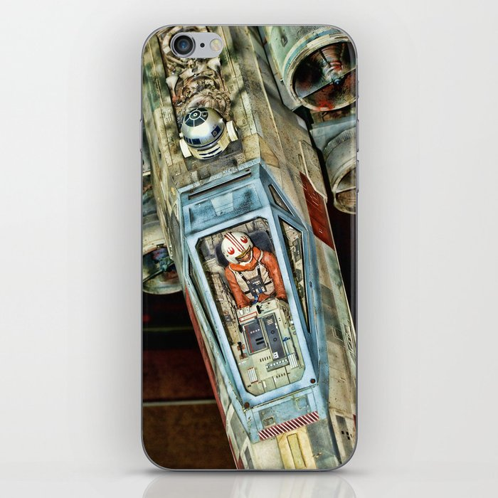 X-Wing Fighter iPhone Skin