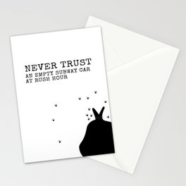 NYC TRUTHS Stationery Cards
