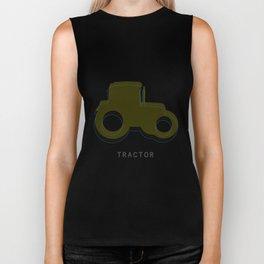 Tractor Biker Tank