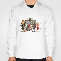 dungeons and dragons Hoodies featuring Dungeons and Dragons by Markus Erdt