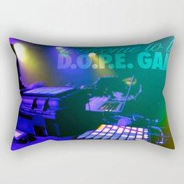 Electric Sound Rectangular Pillow