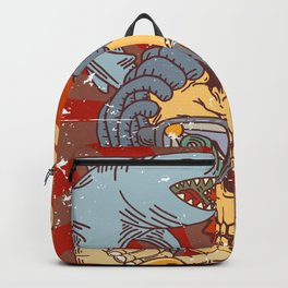 EAT SLEEP SURF - Hang Loose Backpack
