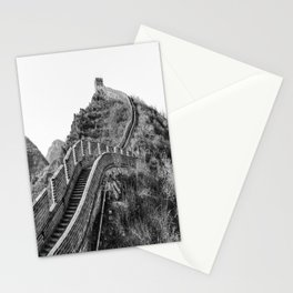 The Great Wall of China III Stationery Cards