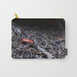 Red Mushroom Carry-All Pouch