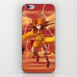 Jupiter Princess iPhone Skin
