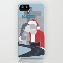 34th Street Miracle iPhone Case