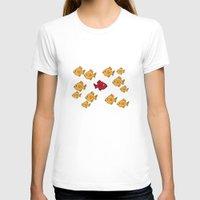 fargo T-shirts featuring Fargo Fish by D-fens