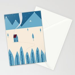 Little House Stationery Cards