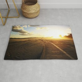 Run into the Sunset Rug