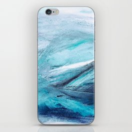 Iceland Blues iPhone Skin