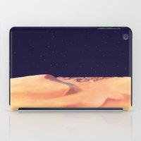 desert iPad Cases featuring Desert by Anas Kadhim