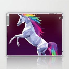 Geometric Unicorn Laptop & iPad Skin