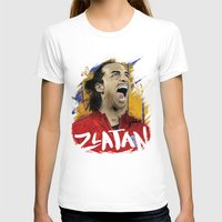 zlatan T-shirts featuring Zlatan by Superfan