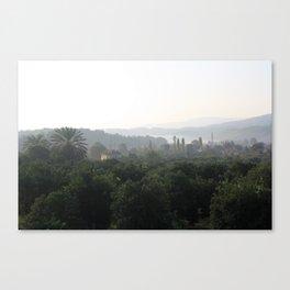 Atakoy Landscape Canvas Print