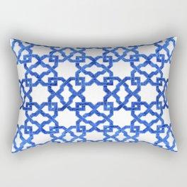 Geometric Pattern - Oriental Design rmx Rectangular Pillow