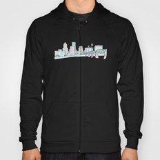 Portland - Midnight Version  Hoody
