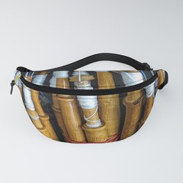 Bolillos or Lace Spindles Fanny Pack