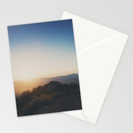 mountain road ... Stationery Cards