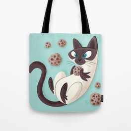 Elvis Want a Cookie? (from the My Favorite Murder podcast) Tote Bag