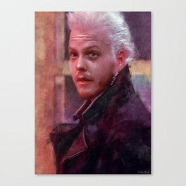 Vampire Kiefer Sutherland - The Lost Boys Canvas Print