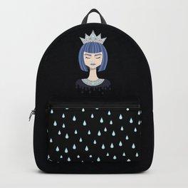Queen of sorrow Backpack