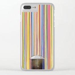 The Umbrella Clear iPhone Case