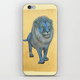 The Wise Lion iPhone Skin