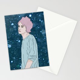 Michael's Stars Stationery Cards
