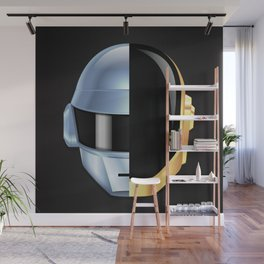 Daft Punk - Random Access Memories Wall Mural