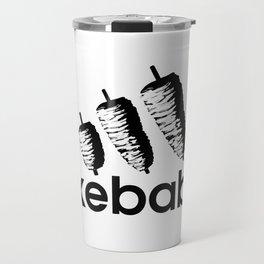 Funny Kebab Travel Mug