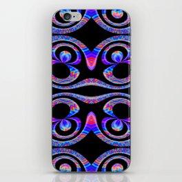 Crazy Eights iPhone Skin