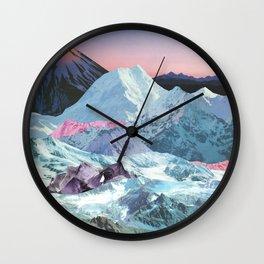 Natural Wonders Wall Clock