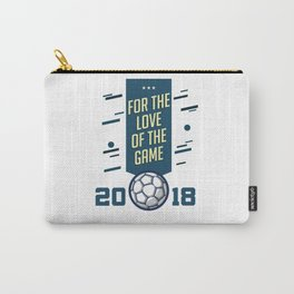For The LOVE Of The GAME Carry-All Pouch