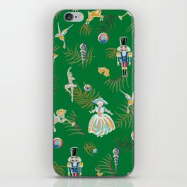 Nutcracker iPhone Skin