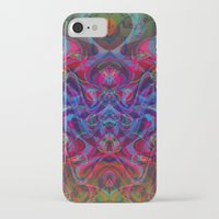 demon iPhone & iPod Cases featuring Demon by GypsYonic