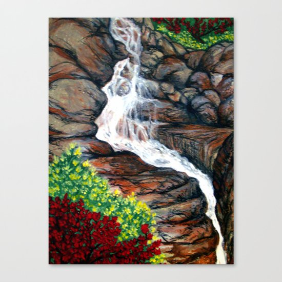 Red River Canvas Print