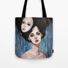 Impersonality Tote Bag