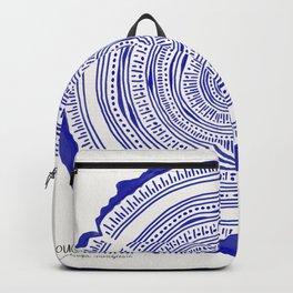 Douglas Fir – Navy Backpack