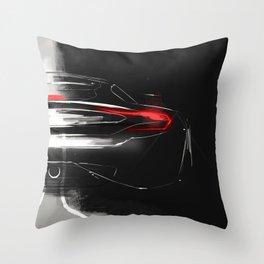 Mborn B Star Throw Pillow