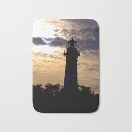 The Old Lighthouse Bath Mat