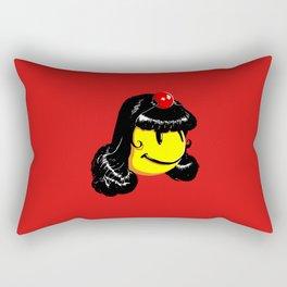Mistress Pakman Rectangular Pillow