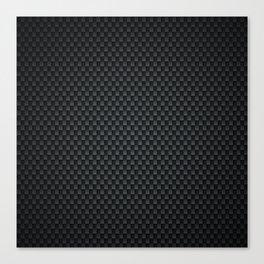 Carbon-fiber-reinforced polymer Canvas Print