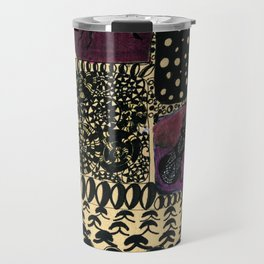 Want to mourn, let be Travel Mug