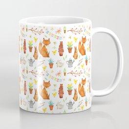 Easter Pattern Coffee Mug