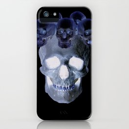 Skull Crown iPhone Case