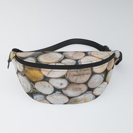 Logged Fanny Pack