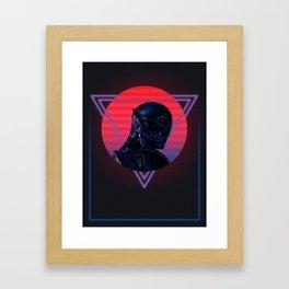 Ultron 80's Character Poster Framed Art Print